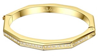 Opes Robur Gold Deca Cuff