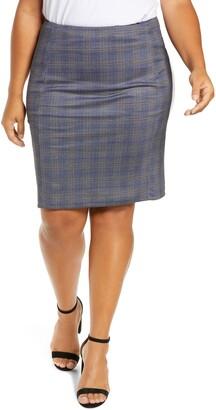 Liverpool Reese High Waist Ponte Knit Skirt