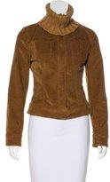 Dolce & Gabbana Corduroy Casual Jacket