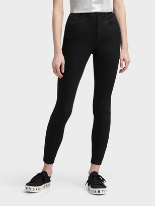 DKNY Mid-rise Skinny Ankle Jean
