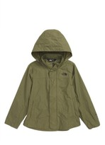 The North Face Girl's Flychute Windbreaker Jacket
