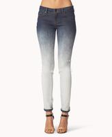 Forever 21 Life In ProgresTM Ombré Skinny Jeans