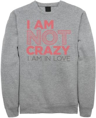 Fifth Sun Juniors' Crazy Ex Girlfriend Not Crazy Fleece