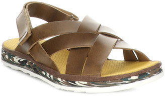 Fly London Bone Leather Sandal
