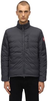 Canada Goose Lodge Lightweight Nylon Down Jacket