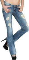 Arden B Starburst Bling Bootcut Jean