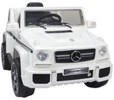 Best Ride On Cars 12V Off Road SUV in White