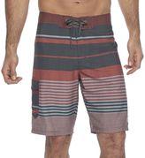 Ocean Current Men's Payton Striped Stretch Board Shorts