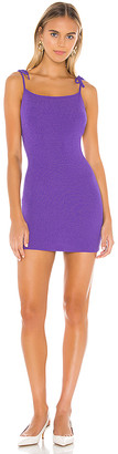 superdown Bailey Tie Strap Dress