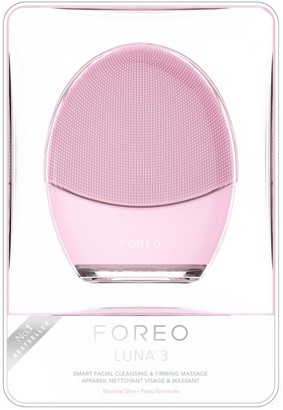 Foreo LUNA 3 Facial Cleansing & Firming Massage Device