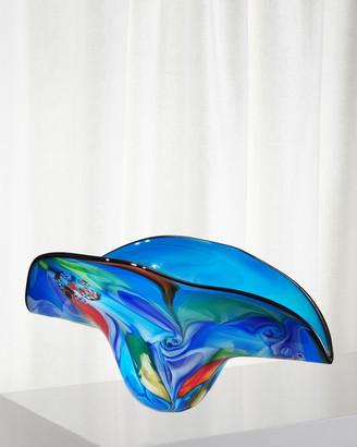 Dale Tiffany Metamorphic Art Glass Bowl