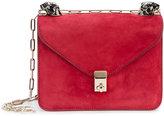 Valentino Garavani Valentino panther shoulder bag - women - Leather/metal - One Size