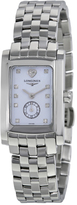 Longines Dolce Vita L51554926 Women's Rectangle Silver Stainless Steel Watch