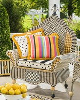 Mackenzie Childs MacKenzie-Childs Courtyard Outdoor Wing Chair