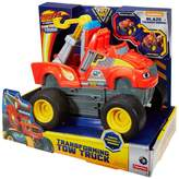 Blaze Transforming Tow Truck