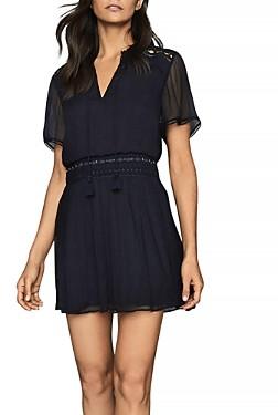 Reiss Sam A Line Dress