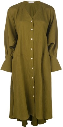 Palmer Harding Oversized Midi Shirt Dress
