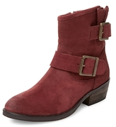 Seychelles Catanets Double Buckle Bootie