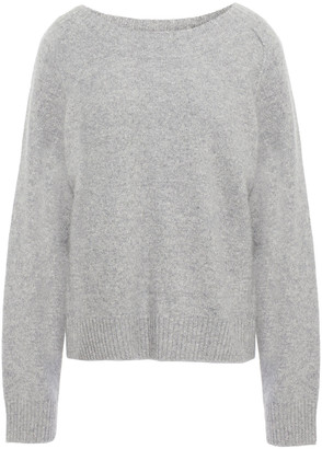 Vince Cashmere And Silk-blend Sweater