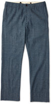 Ralph Lauren Indigo Cotton Twill Trouser