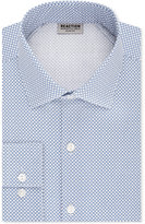 Kenneth Cole Reaction Men's Slim-Fit Techni-Cole Stretch Performance Birdseye Dress Shirt