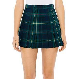 American Apparel Women's Tennis Skirt