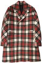 Stella McCartney Stella Mc Cartney Red Wool Coats