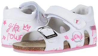 Naturino Falcotto Caritza SS20 (Toddler) (White) Girl's Shoes