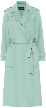 Loro Piana Kaelan cashmere trench coat