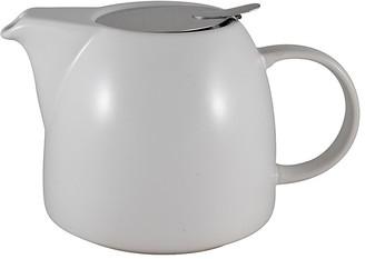 Ambrosia Zoey Stoneware Teapot 1L White