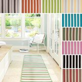 Colonial Mills Striped Out Indoor/ Outdoor Area Rug (6' x 6')