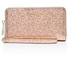 MICHAEL Michael Kors Flat Multi-Function Large Leather Smartphone Wristlet - 100% Exclusive