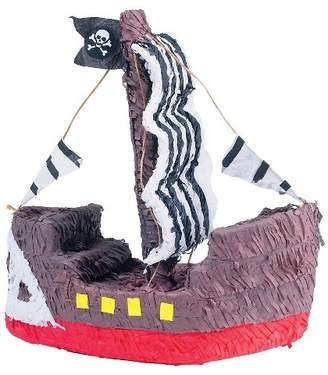 BuySeasons Pirate Ship Pinata