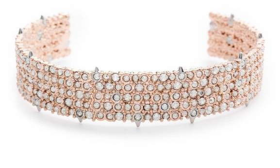 Alexis Bittar Pave Cuff Bracelet