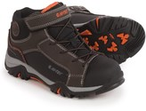 Hi-Tec Trail Ox Mid Hiking Boots - Waterproof (For Toddlers and Little Kids)