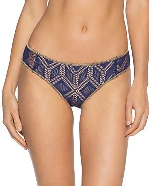 Becca by Rebecca Virtue Wanderlust American Bikini Bottom