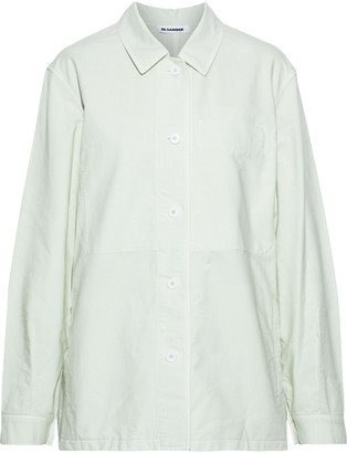 Jil Sander Cotton-canvas Jacket