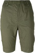 Kristensen Du Nord - combat shorts - women - Cotton/Spandex/Elastane - 1