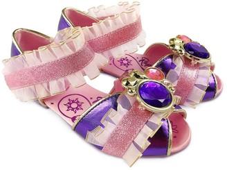 Disney Rapunzel Costume Shoes for Kids Tangled