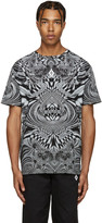 Marcelo Burlon County of Milan Black Fitz Roy T-Shirt