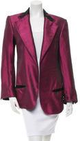 Haider Ackermann Silk Patterned Blazer