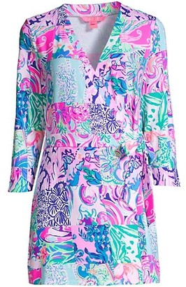 Lilly Pulitzer Karlie Patch Romper