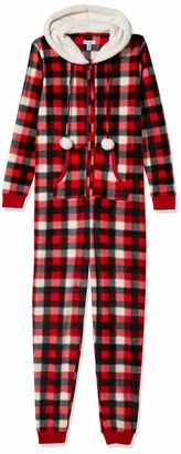 Mae Women's Hooded Onesie Pajama