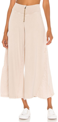 Free People X FP Movement Solid Borderline Wide Leg Pant