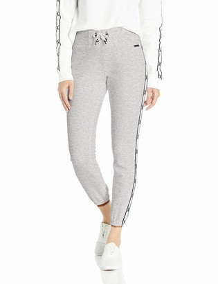 Betsey Johnson Women's X Tape Sweatpant