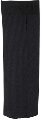 Joe Fresh Women's 2 Pack Trouser Socks, Print 1 (Size O/S)