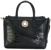 Versace croc effect tote - women - Synthetic Resin - One Size