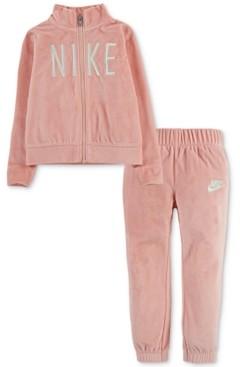 Nike Baby Girls Tracksuit