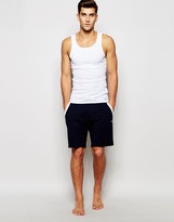 Hugo Boss Authentic Lounge Shorts In Regular Fit