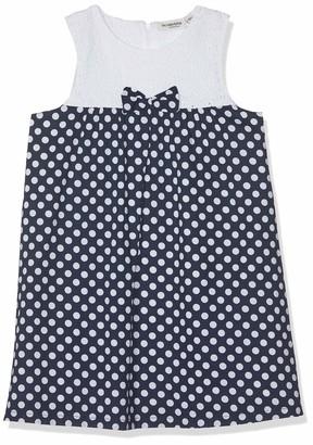 Salt&Pepper Salt and Pepper Girls' Dress weie Punkte